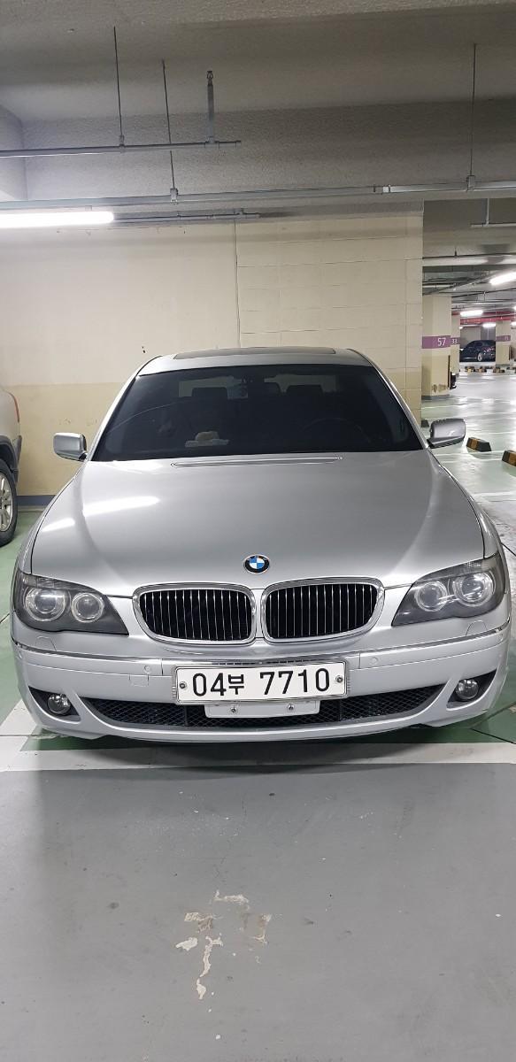 BMW730LI 2006년식19만킬로 천안IC주변 - 8