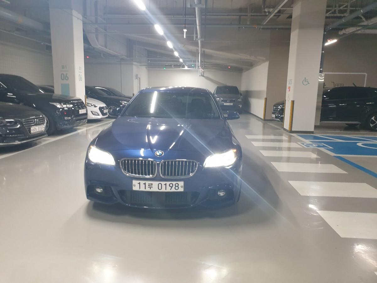BMW 520D xDriveㅡ리스승계하세요 - 0