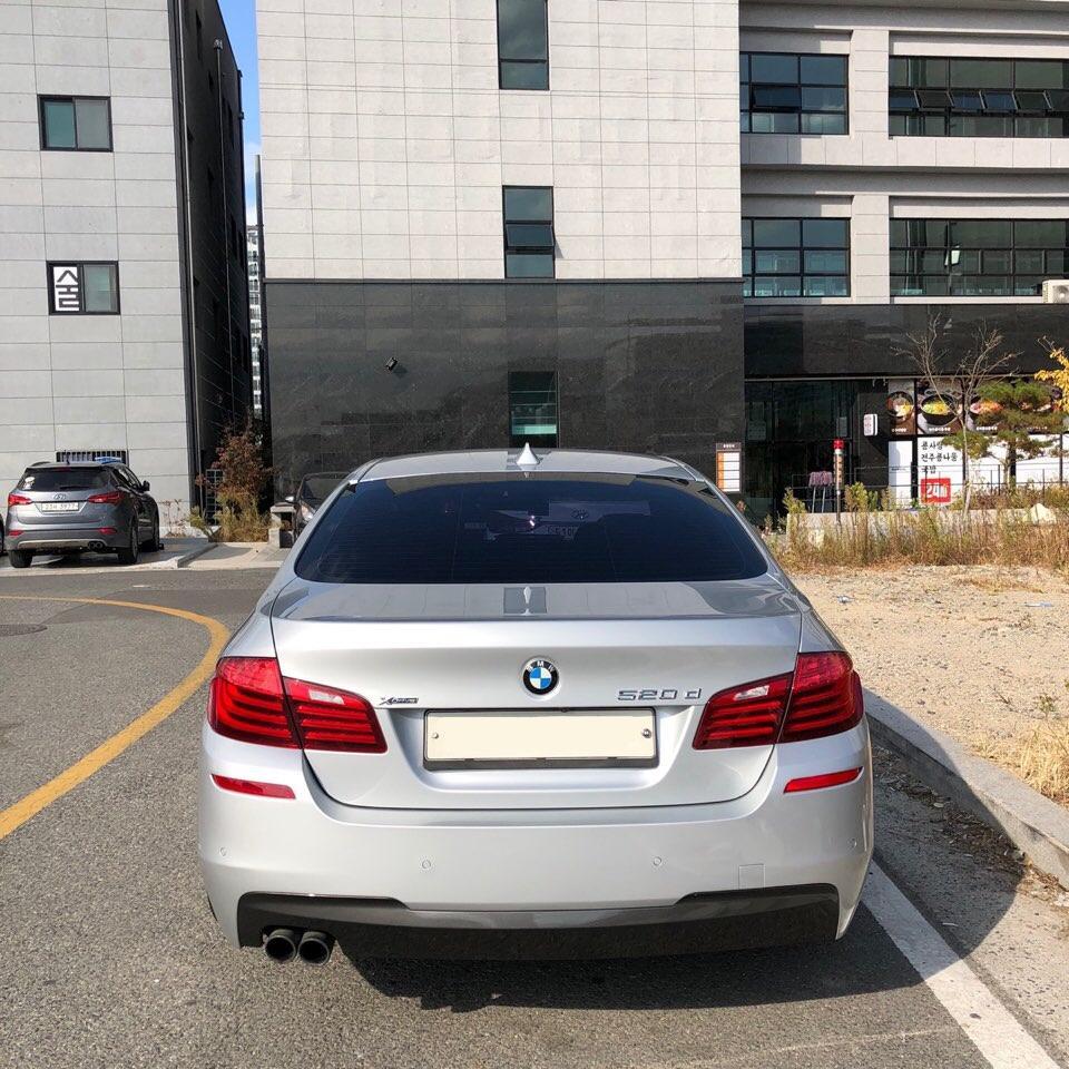 bmw 520d lci 2015년식 판매합니다 - 4