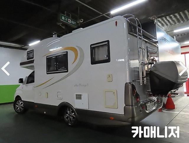현대] 그랜드스타렉스 캠핑카 무사고 구변완료~ - 1