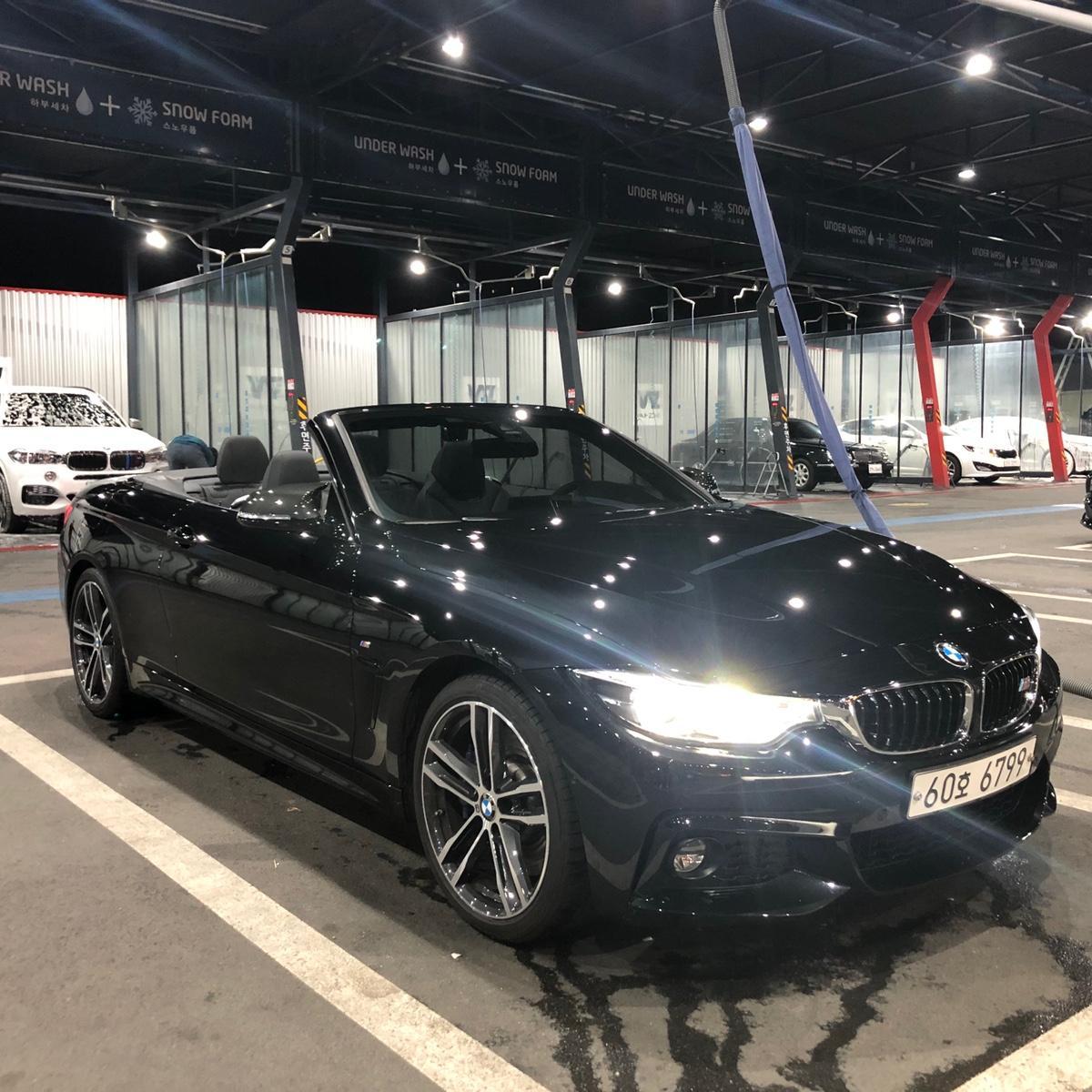 BMW430I 컨버터블 M 팝니다 - 0