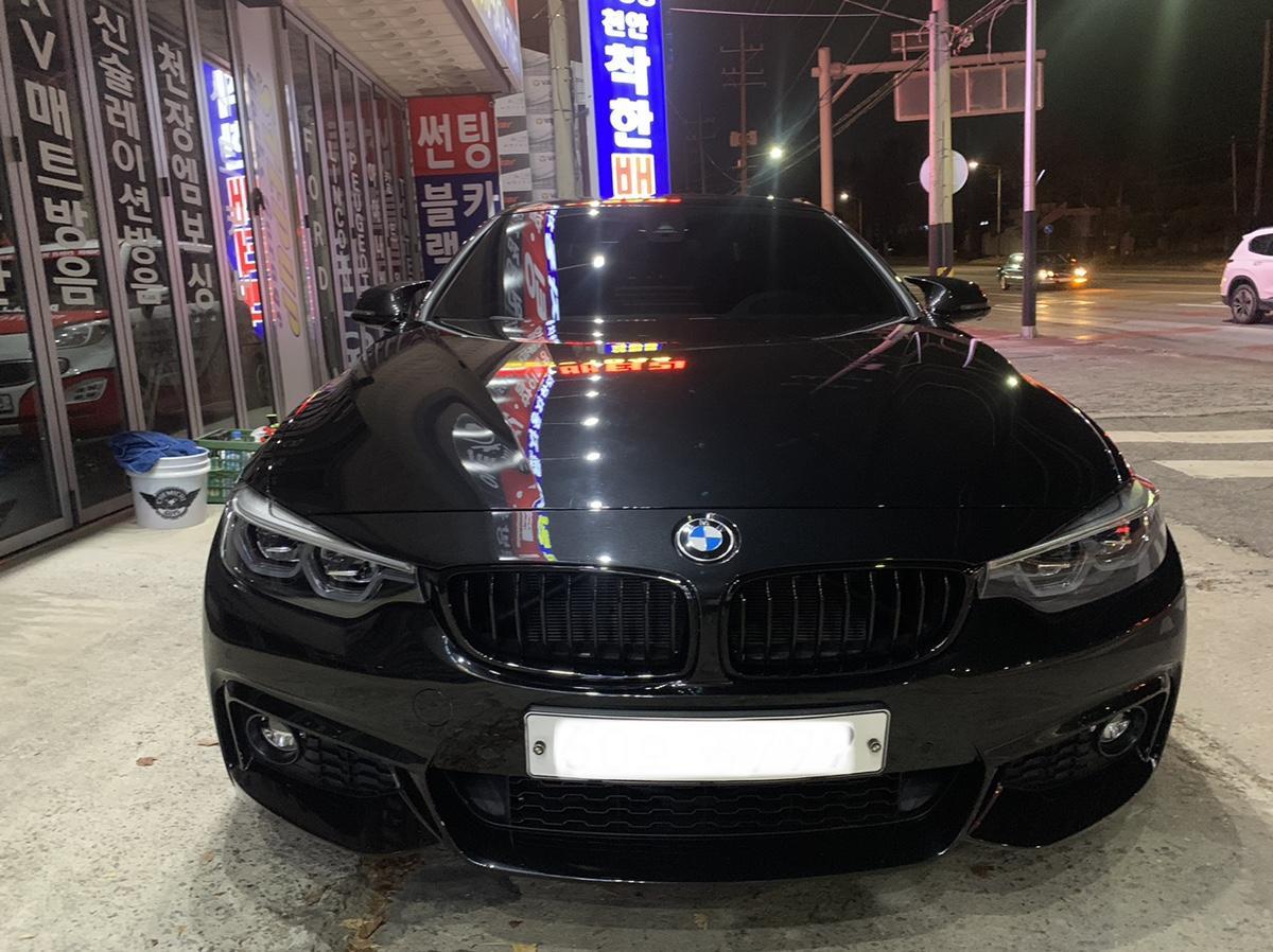 BMW430I 컨버터블 M 팝니다 - 2