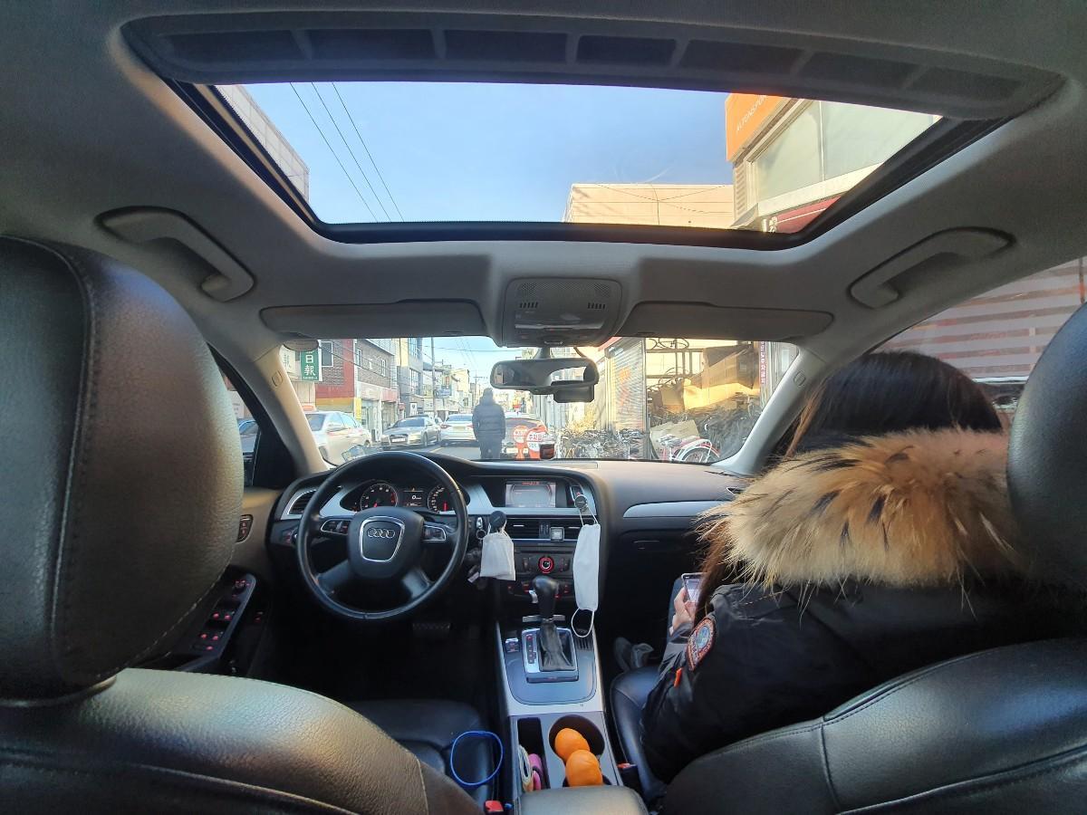 아우디 A4 판매,대차 - 1