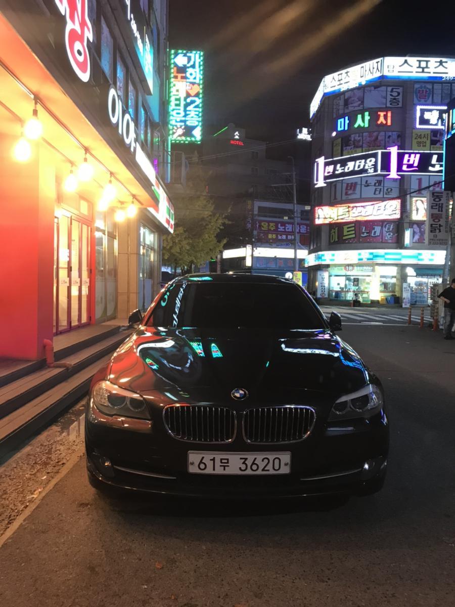 BMW 520d - 11