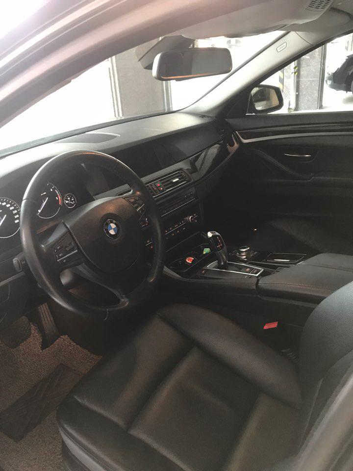 BMW 520d - 8