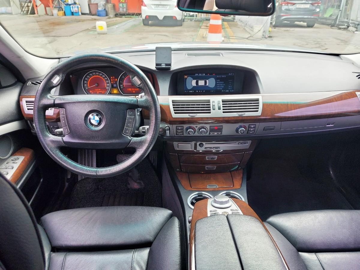 07년식 BMW730i 팔아요 430만원 - 4