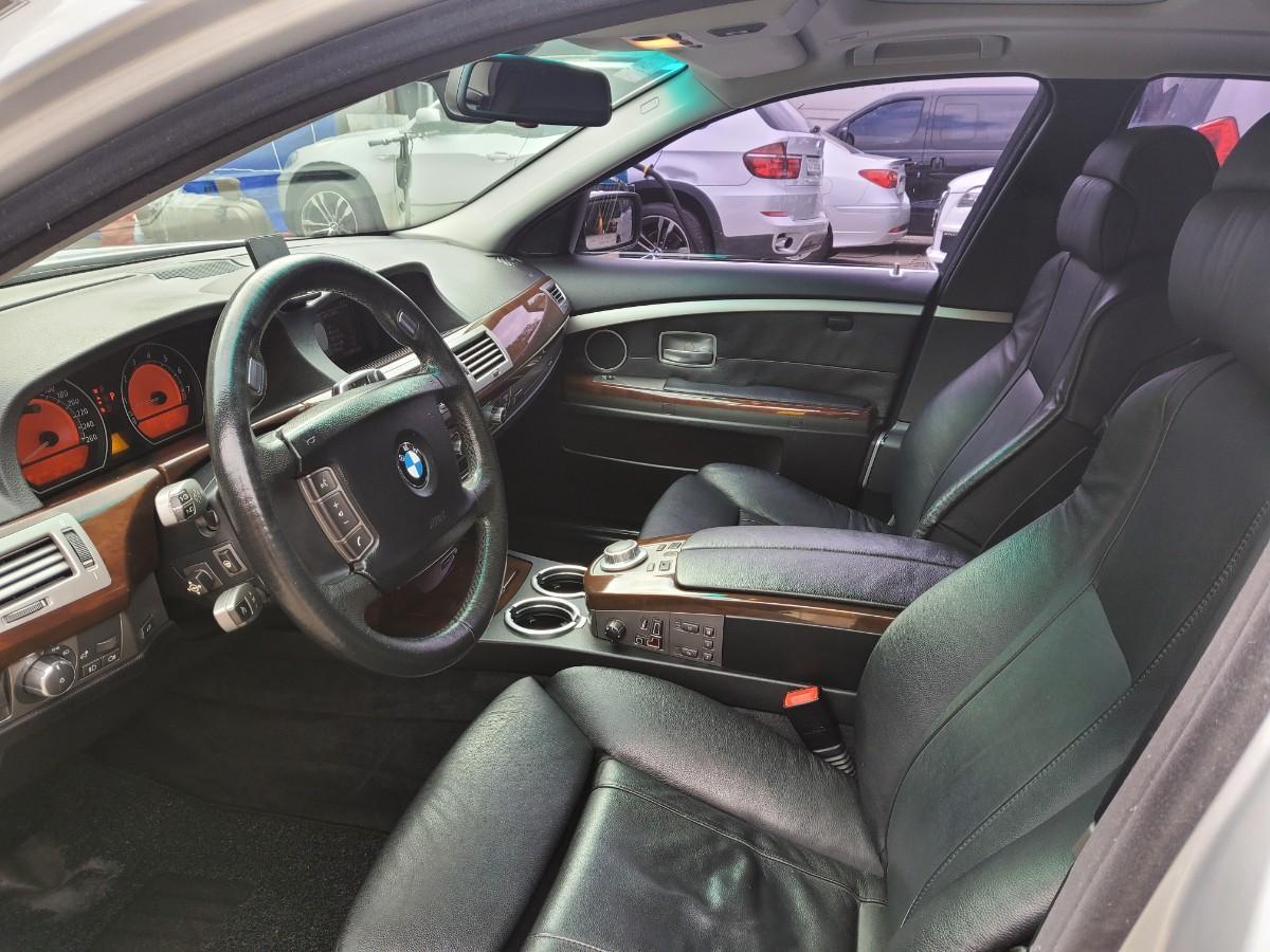 07년식 BMW730i 팔아요 430만원 - 7