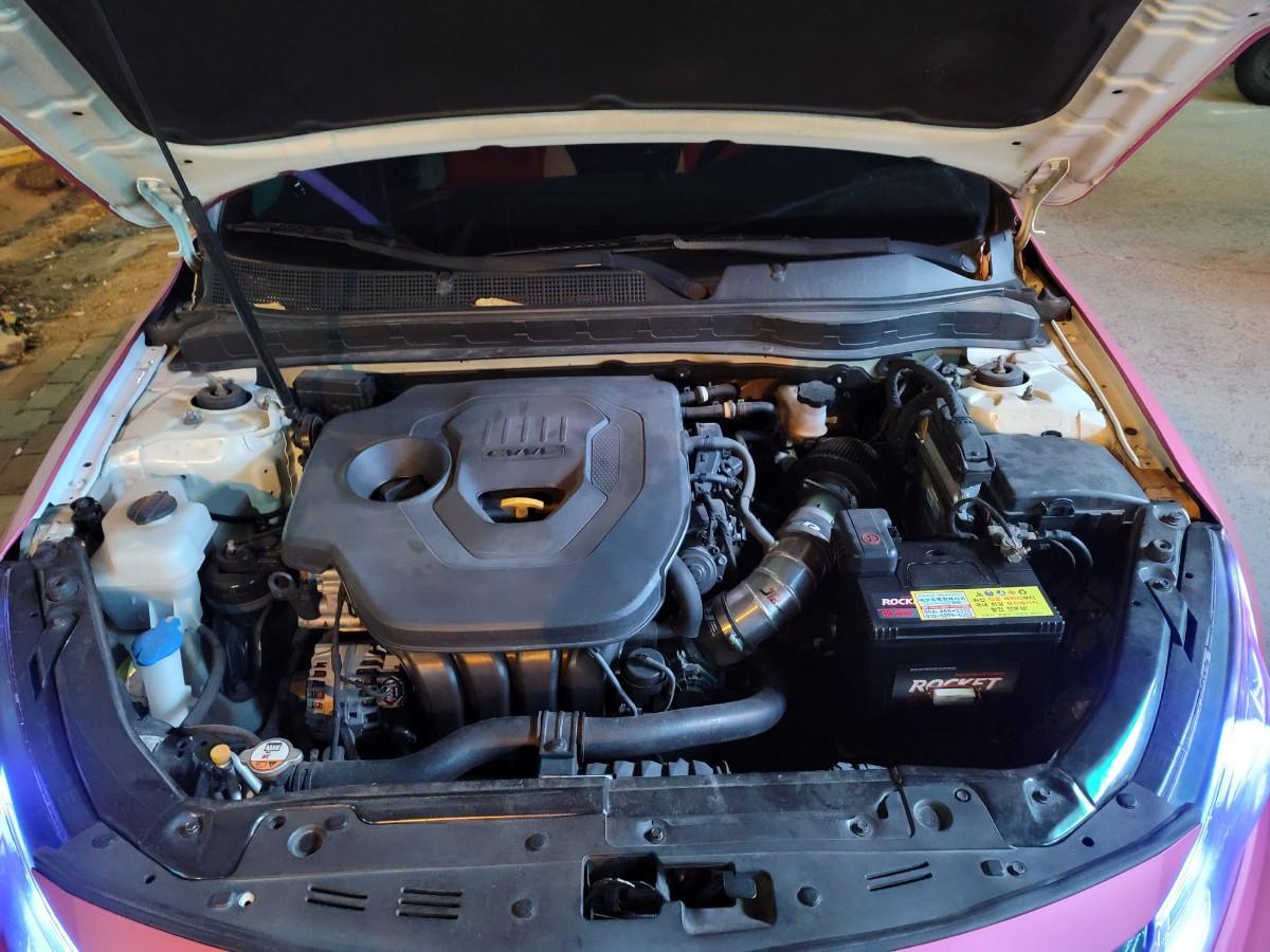 12년식 k5 가솔린 - 4