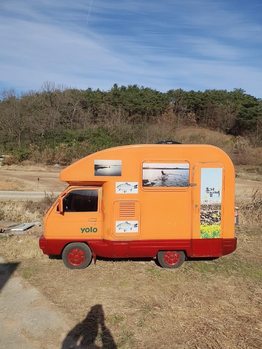 라보 캠핑카 - 2