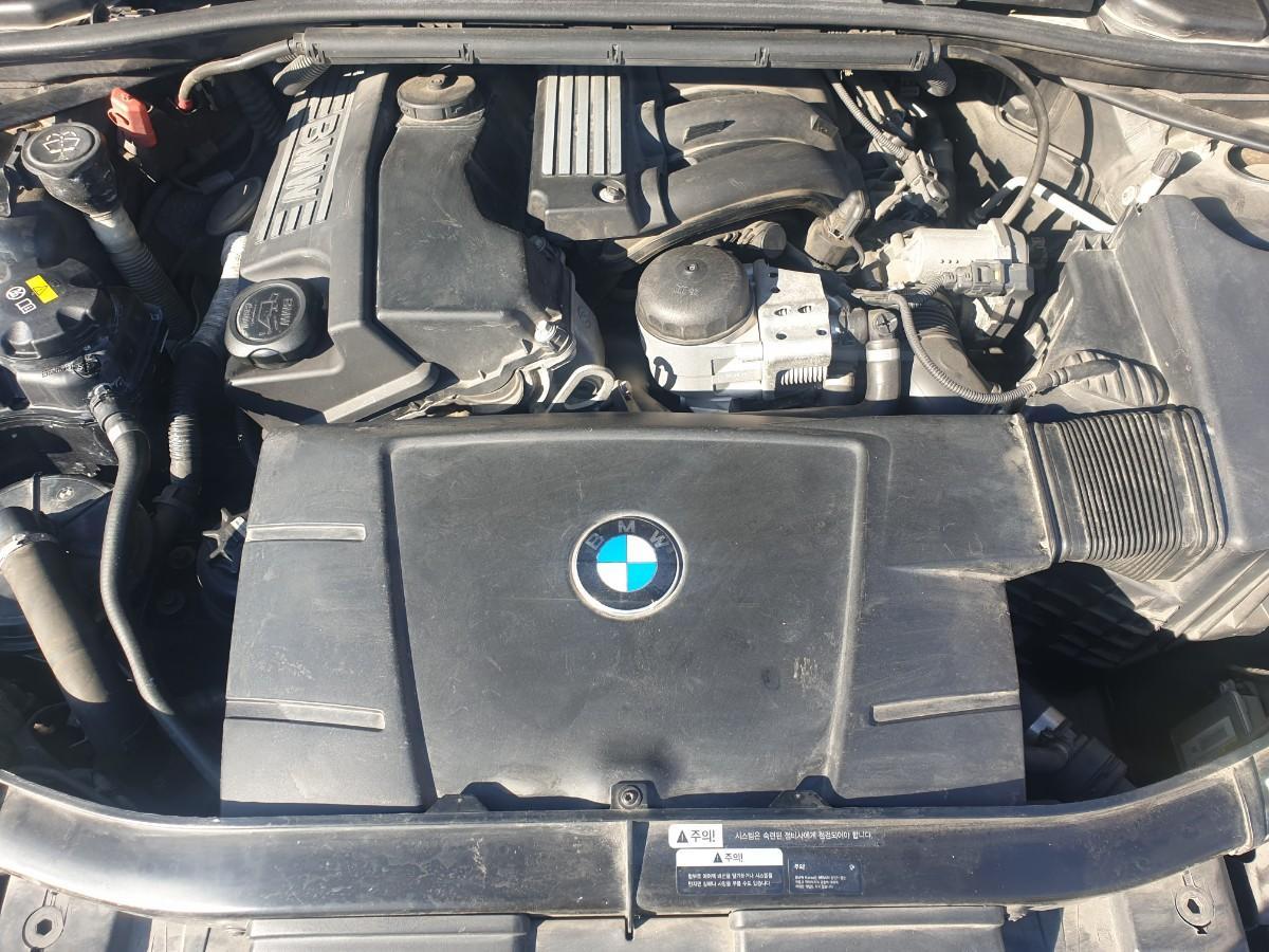 2009년5월식 BMW320I  가솔린  무사고 팔아요 - 11