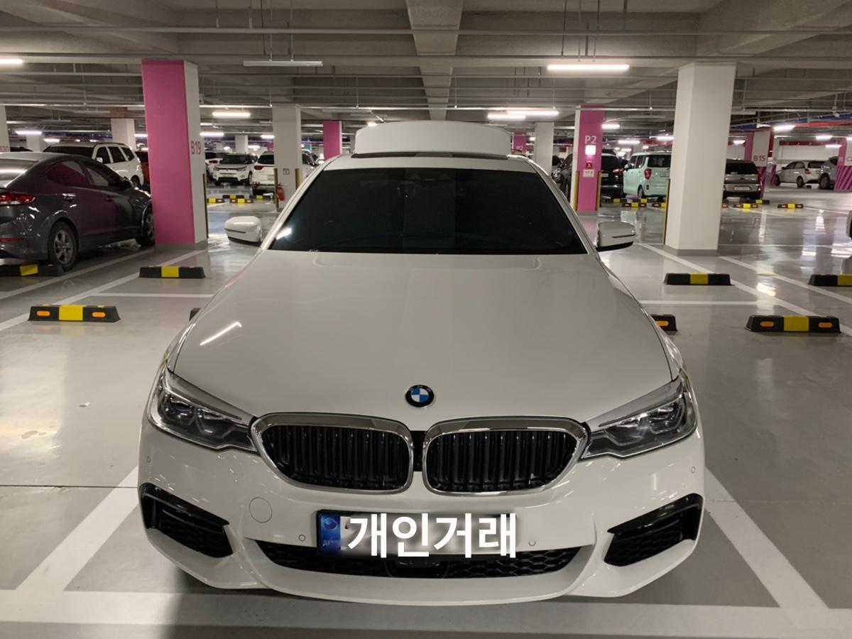 BMW520D (M스포츠)플러스팩 새차 - 0