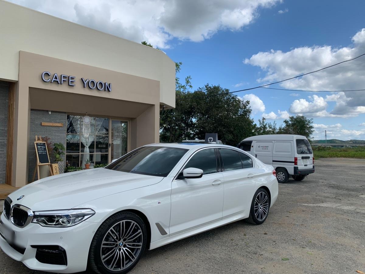 BMW520D (M스포츠)플러스팩 새차 - 8