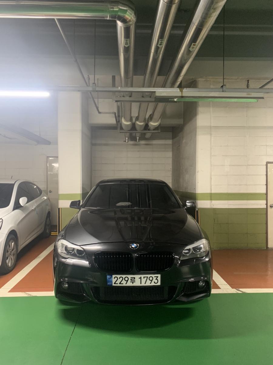 BMW 5시리즈 팝니다. - 1