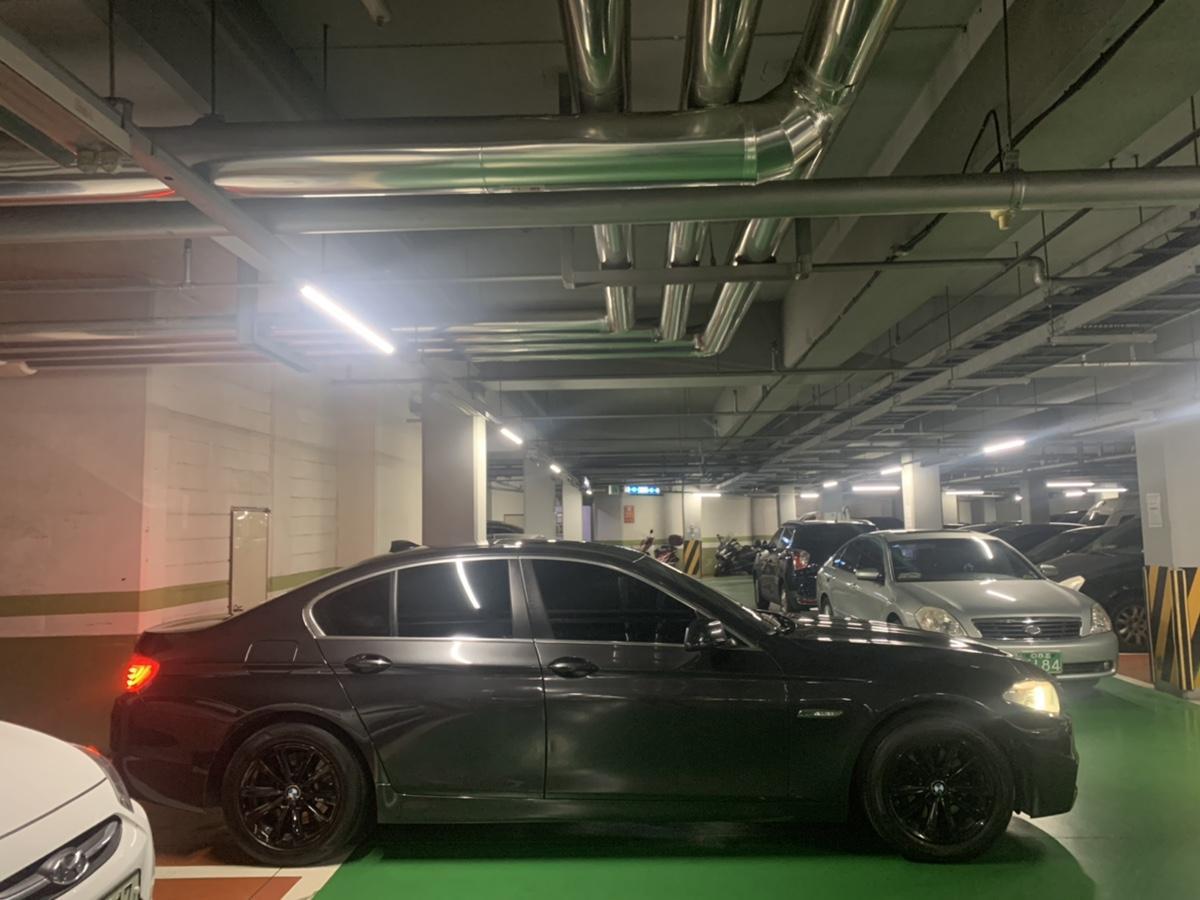 BMW 5시리즈 팝니다. - 4