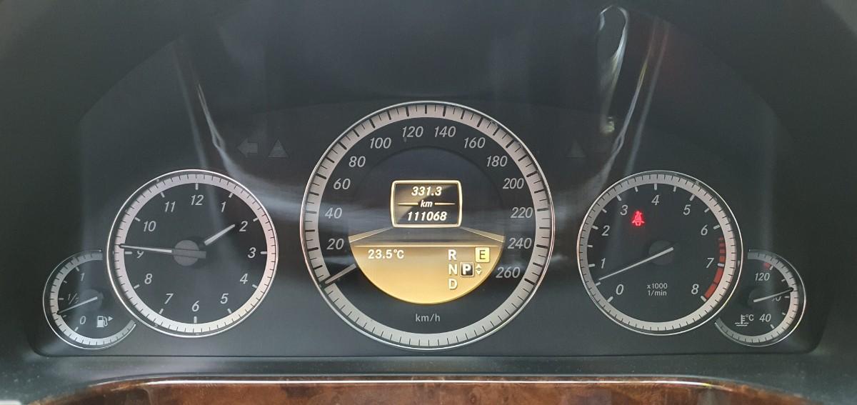 2011년12월식 E300 엘레강스 (휘발유) - 4