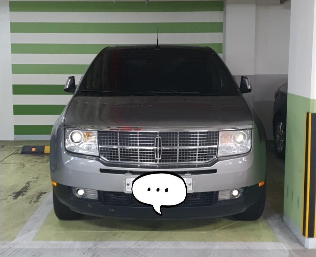 링컨MKX 개인판매 (벤츠 bmw 아우디 볼보 미니쿠퍼 렉서스 SUV) - 0