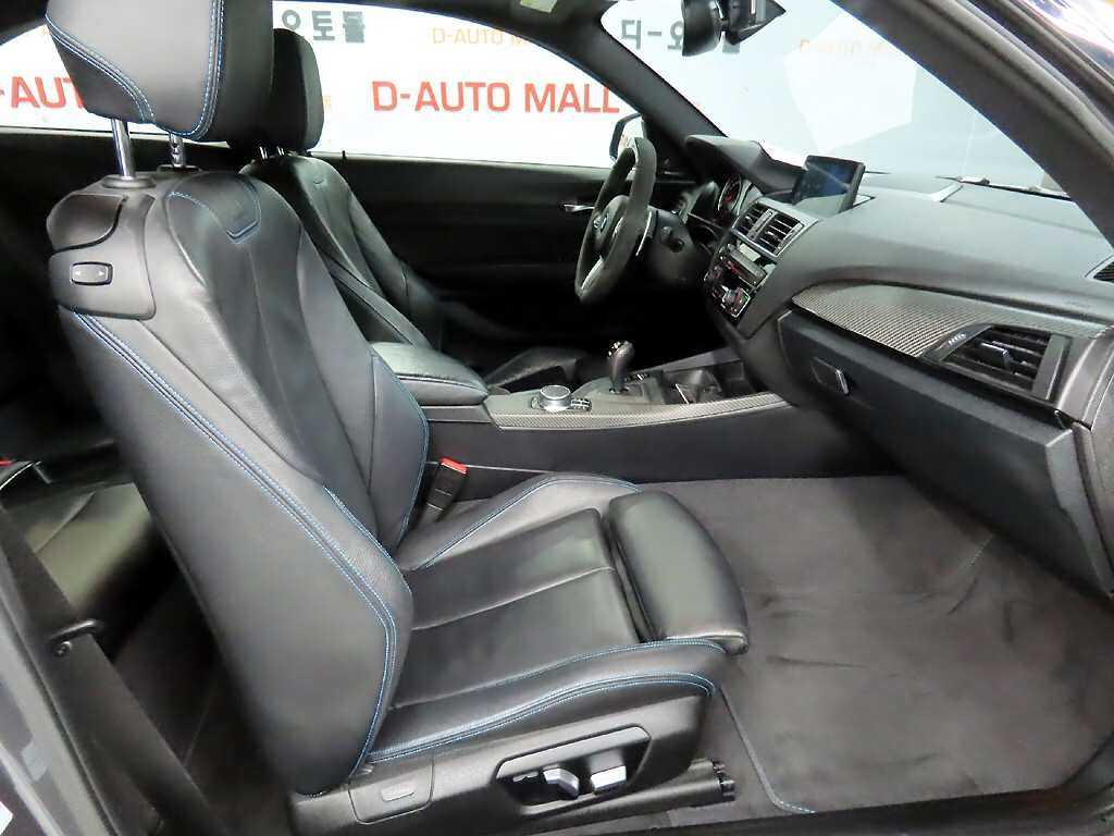 BMW M2 17년 10월 어디에도 없던 풀 튜닝 차량 4만키로 무사고! - 9