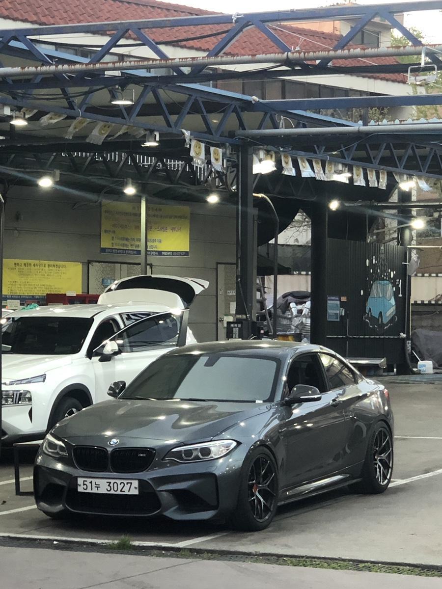 BMW M2 17년 10월 어디에도 없던 풀 튜닝 차량 4만키로 무사고! - 11