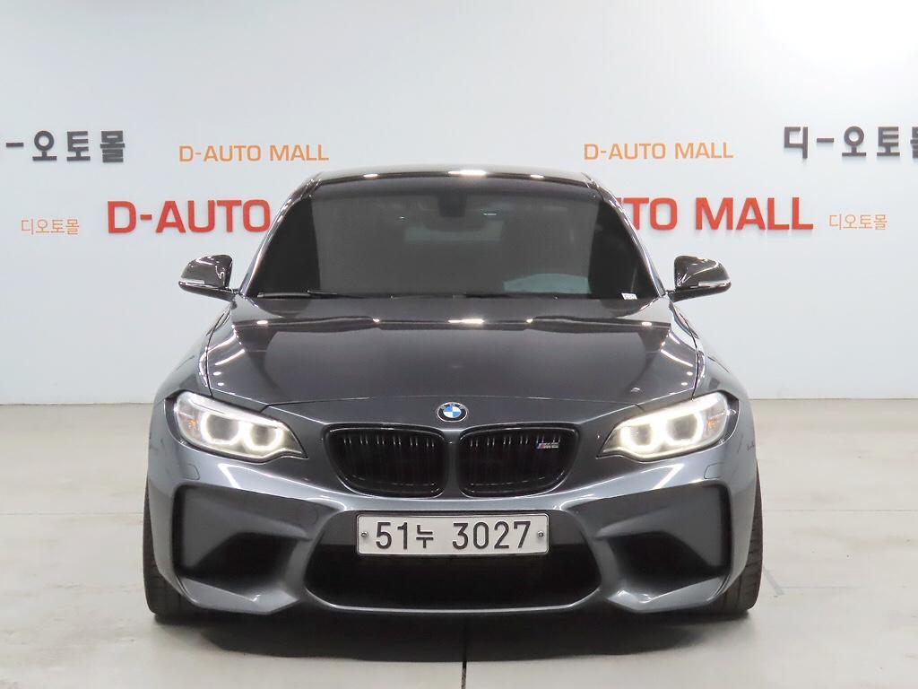 BMW M2 17년 10월 어디에도 없던 풀 튜닝 차량 4만키로 무사고! - 0