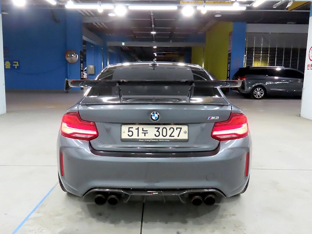 BMW M2 17년 10월 어디에도 없던 풀 튜닝 차량 4만키로 무사고! - 1