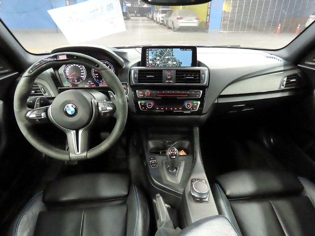 BMW M2 17년 10월 어디에도 없던 풀 튜닝 차량 4만키로 무사고! - 8