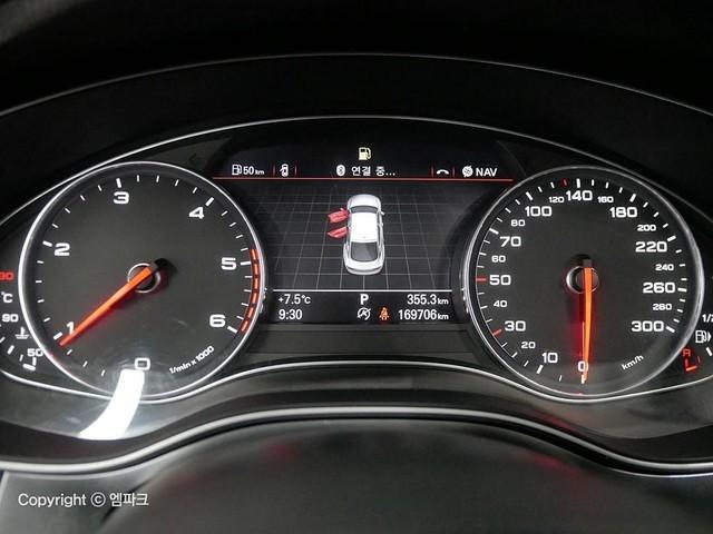 아우디]A7 3.0 TDI 콰트로 엔트리/2014/169706KM/흰색 - 3