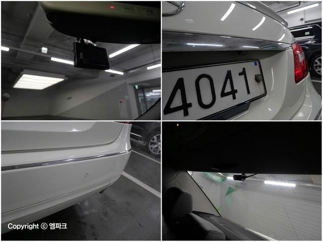 벤츠]뉴E클레스 E300 엘레강스/2011/157349KM/흰색 - 11