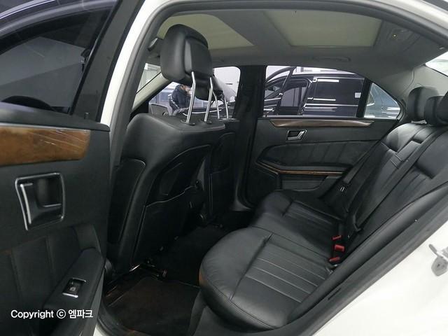 벤츠]뉴E클레스 E300 엘레강스/2011/157349KM/흰색 - 7