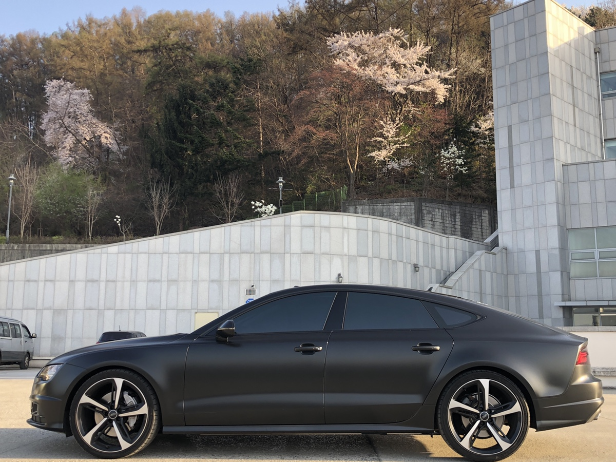 16년 11월 아우디 A7 완전무사고 차량 판매합니다. - 2