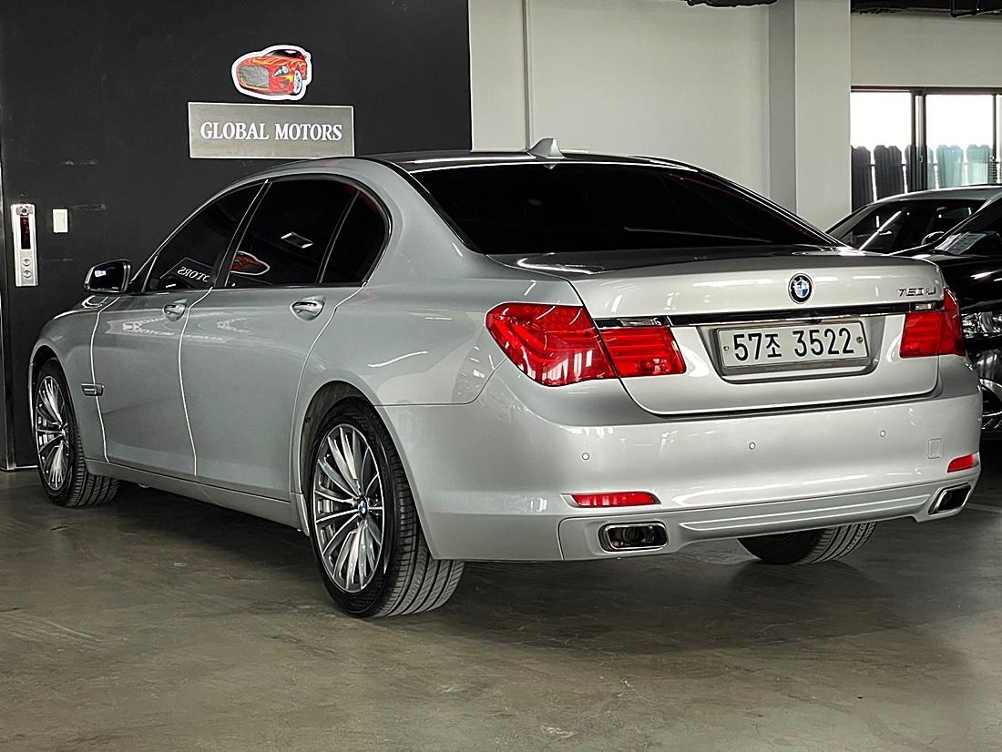 BMW7시리즈  750Li - 2