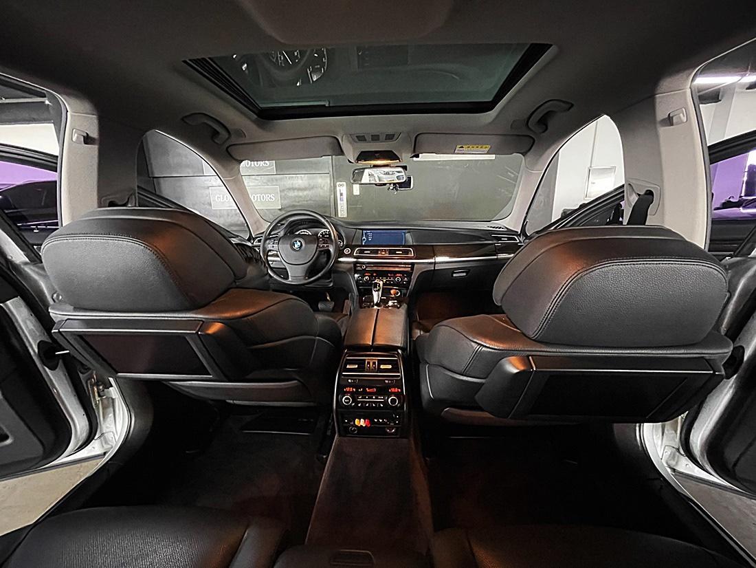 BMW7시리즈  750Li - 4