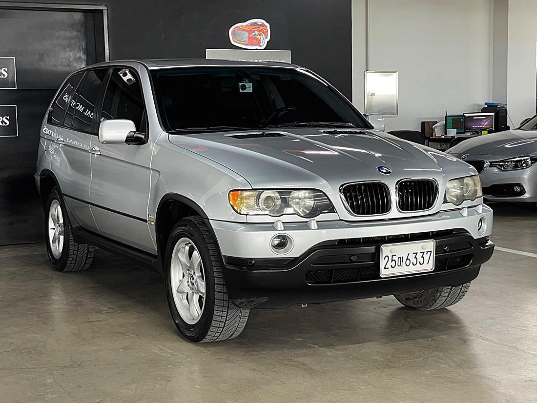 BMW X5 3.0i - 0