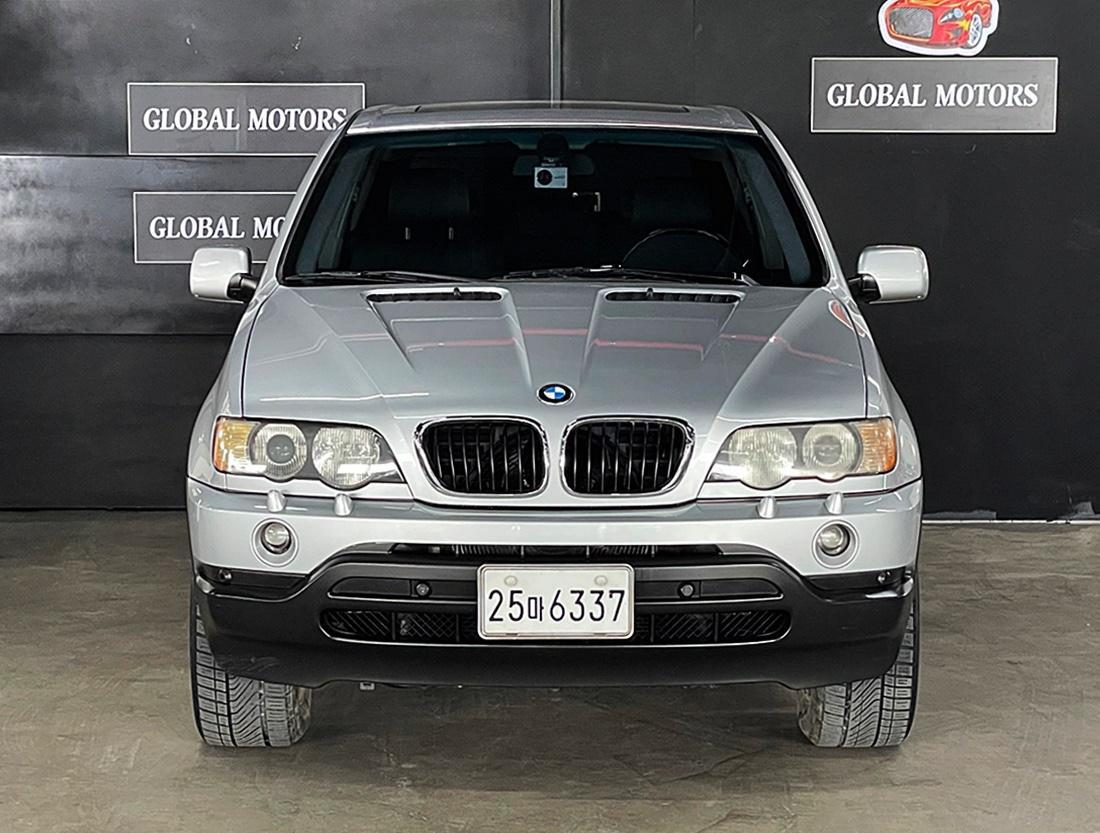 BMW X5 3.0i - 1
