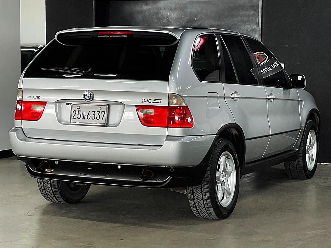 BMW X5 3.0i - 2
