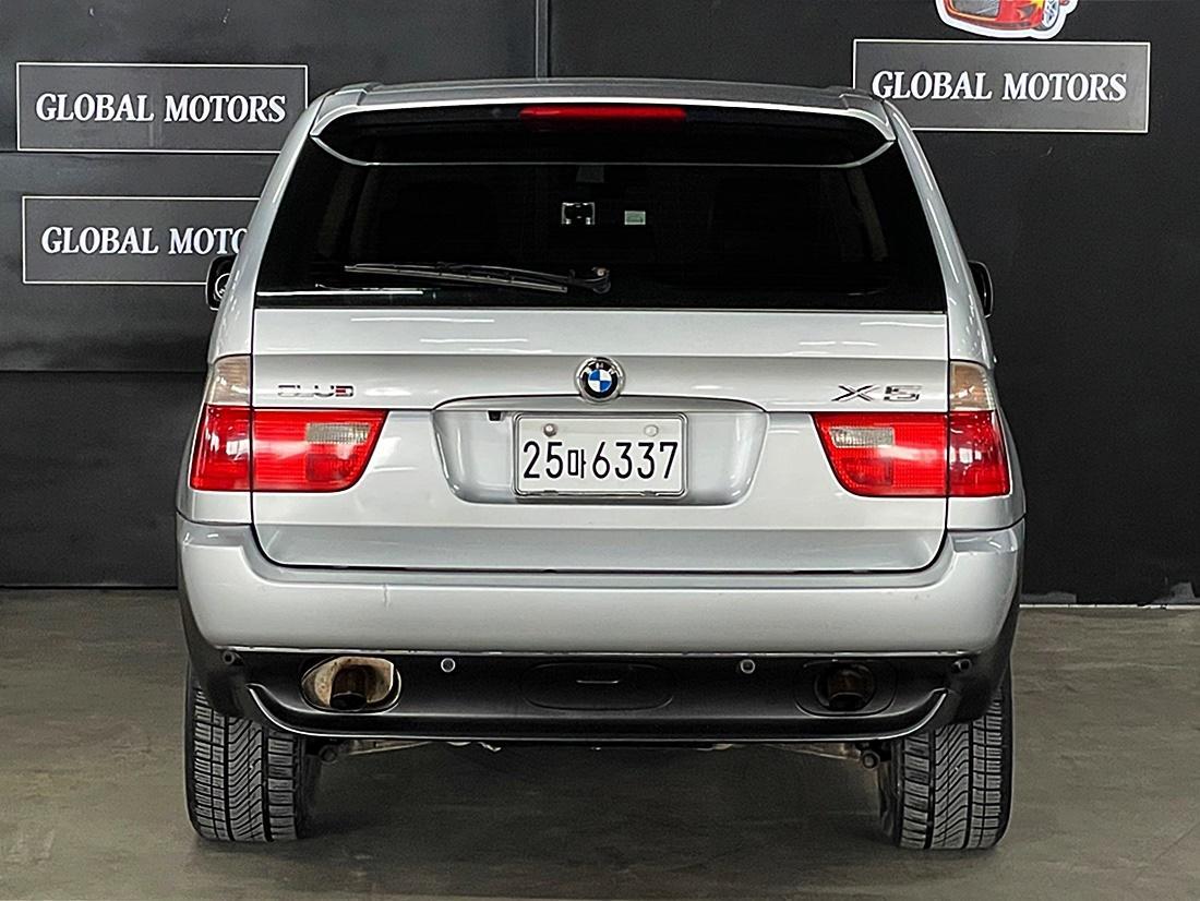 BMW X5 3.0i - 3