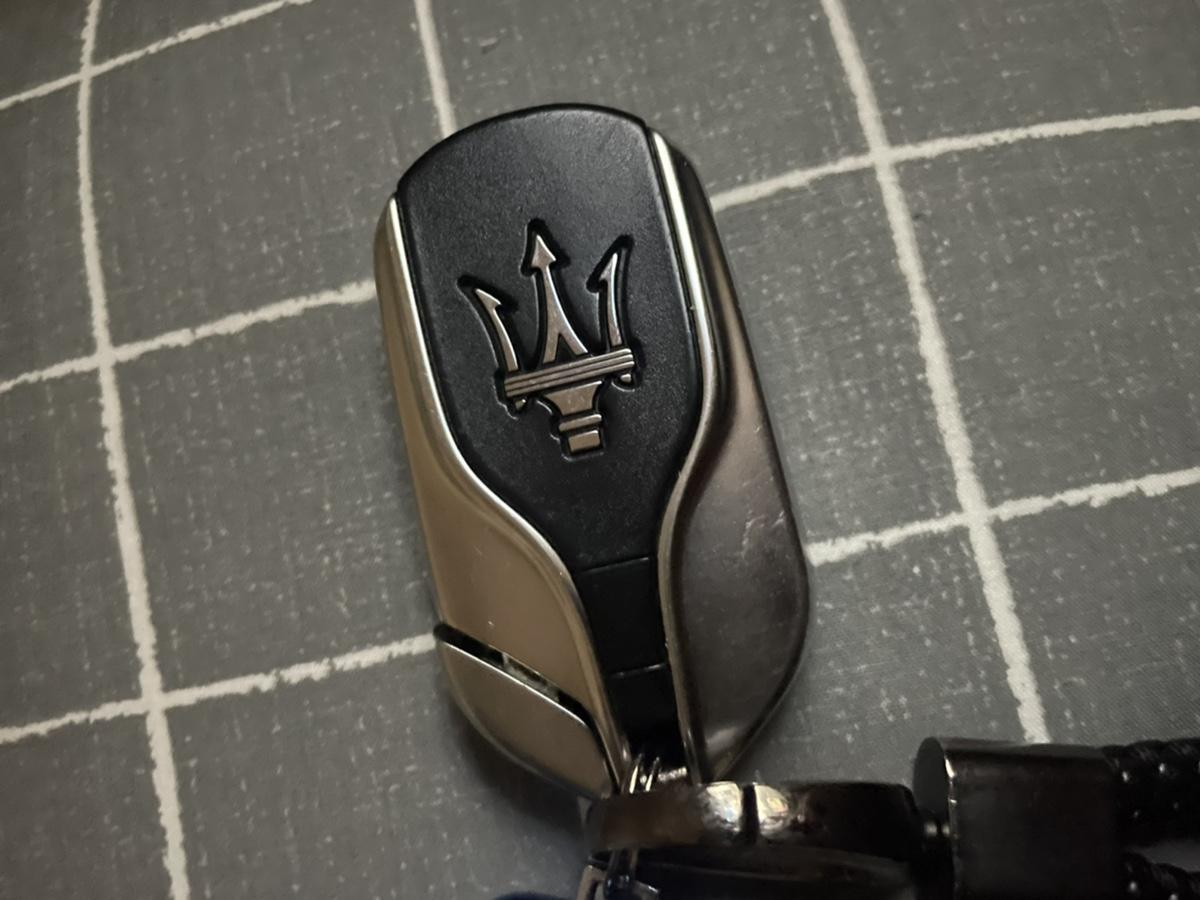 마세라티 미사용 키 (하자0) - 0