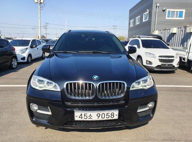 BMW X6 중고차 ! /저신용전문/ 월납입금 241,666원 - 0