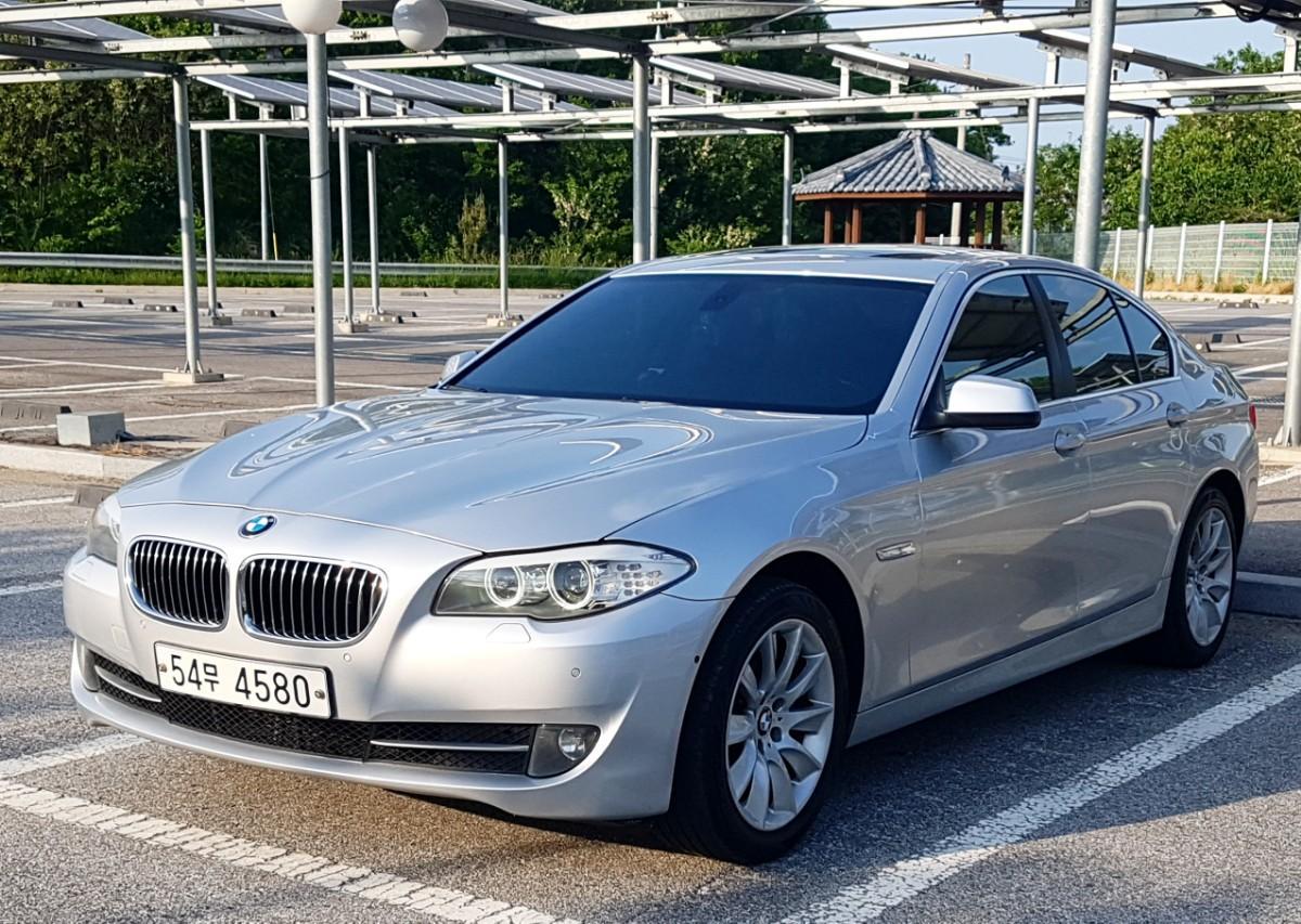 BMW F10 528i 11년식 실키식스 - 4