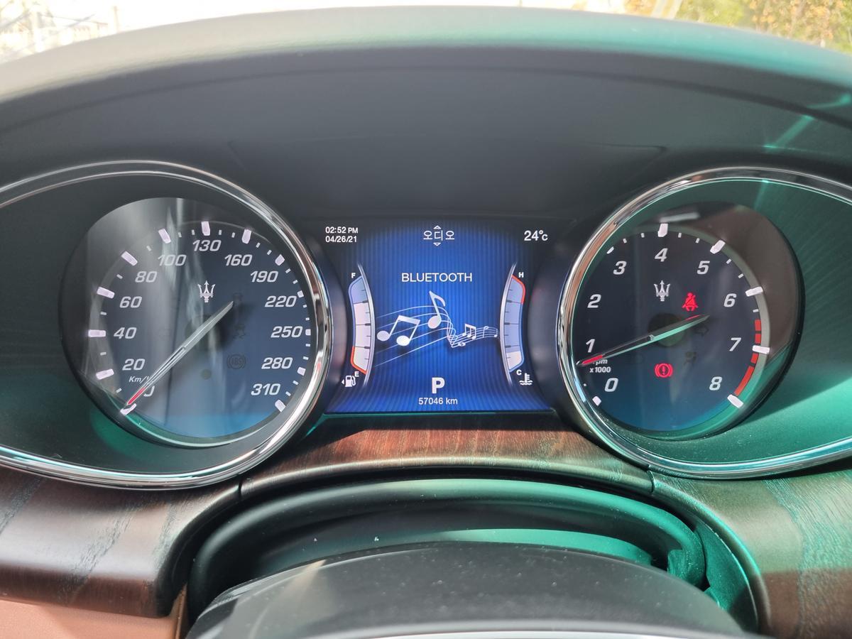 마세라티 콰트로포르테 3.0 V6 - 7