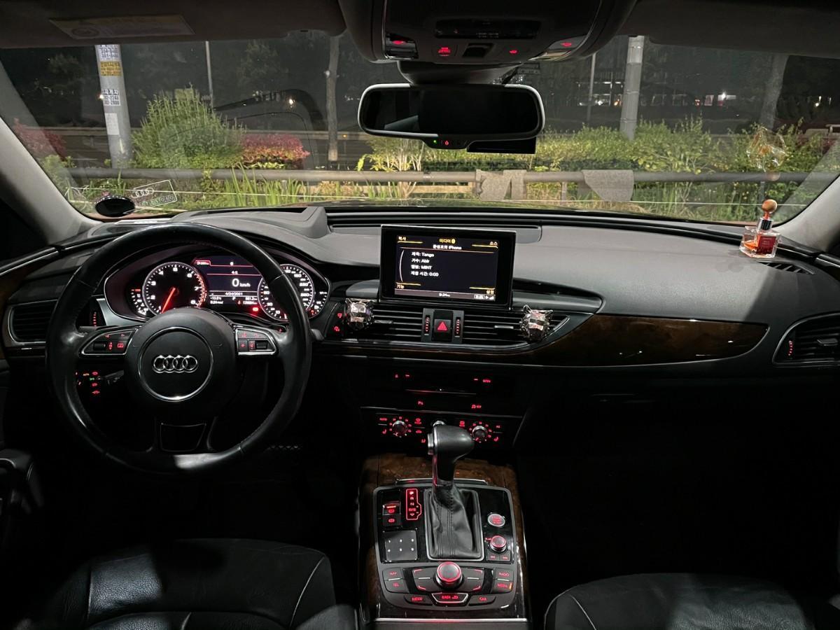 [무사고] 12년 아우디 A6 2.0 TFSI 가솔린 판매합니다 - 4