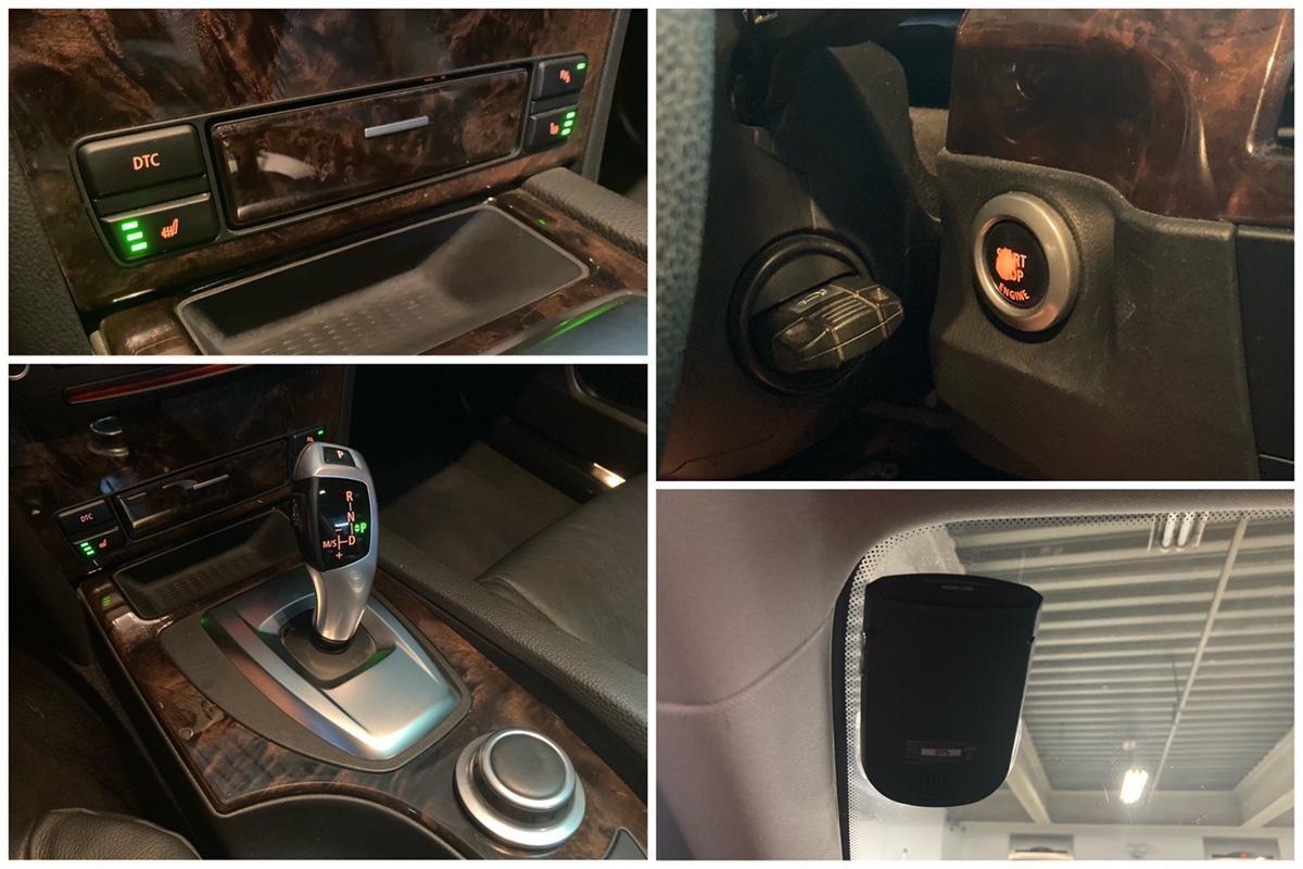 08년 BMW 528i 은색 무사고 16만km - 10