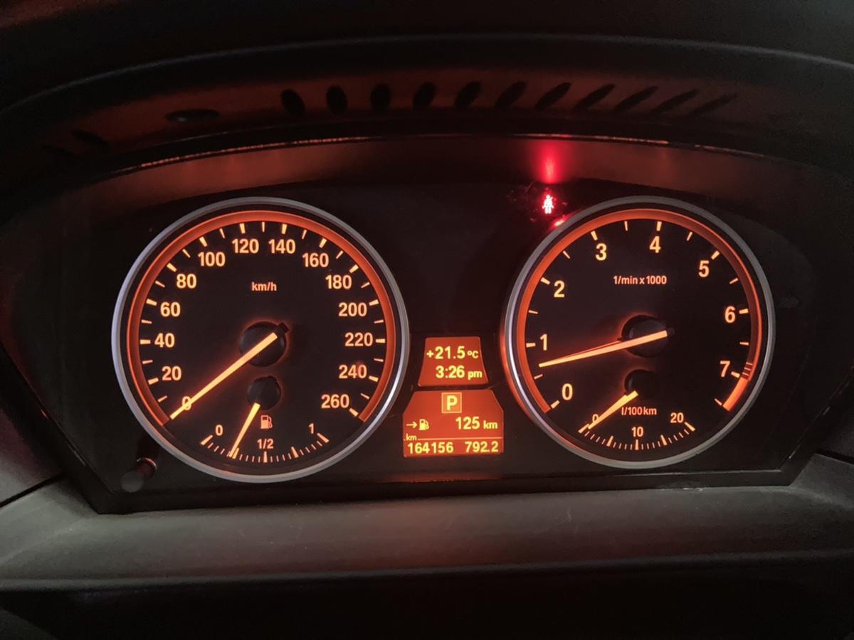 08년 BMW 528i 은색 무사고 16만km - 6