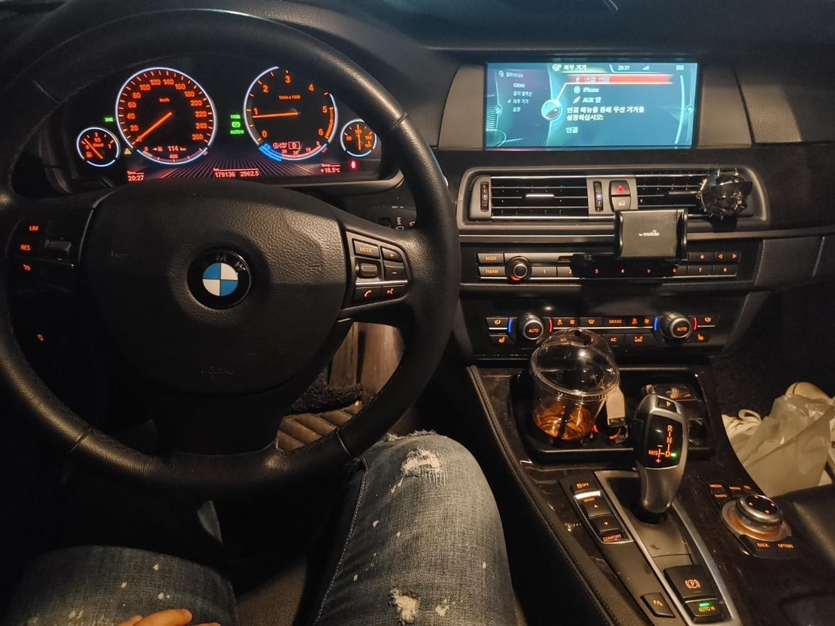 BMW 520D F11 스포츠 개인 - 2