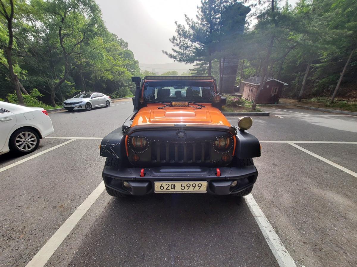 jeep 랭글러 모압에디션 - 0
