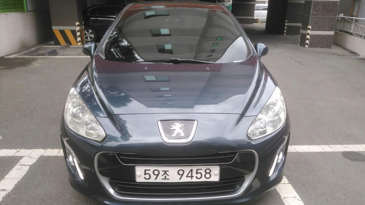2011년 푸조 308 1.6 e-HDI 판매 - 0