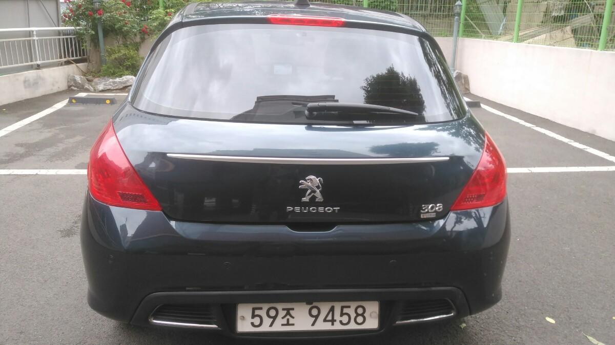 2011년 푸조 308 1.6 e-HDI 판매 - 3