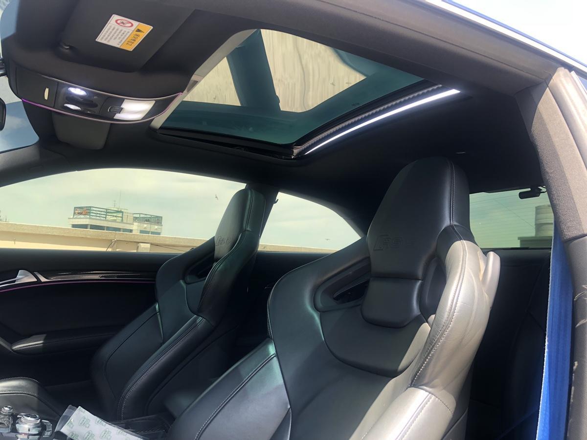 2013년 고성능 아우디 RS5 콰트로 지나친 병적관리 차량 판매합니다. - 6