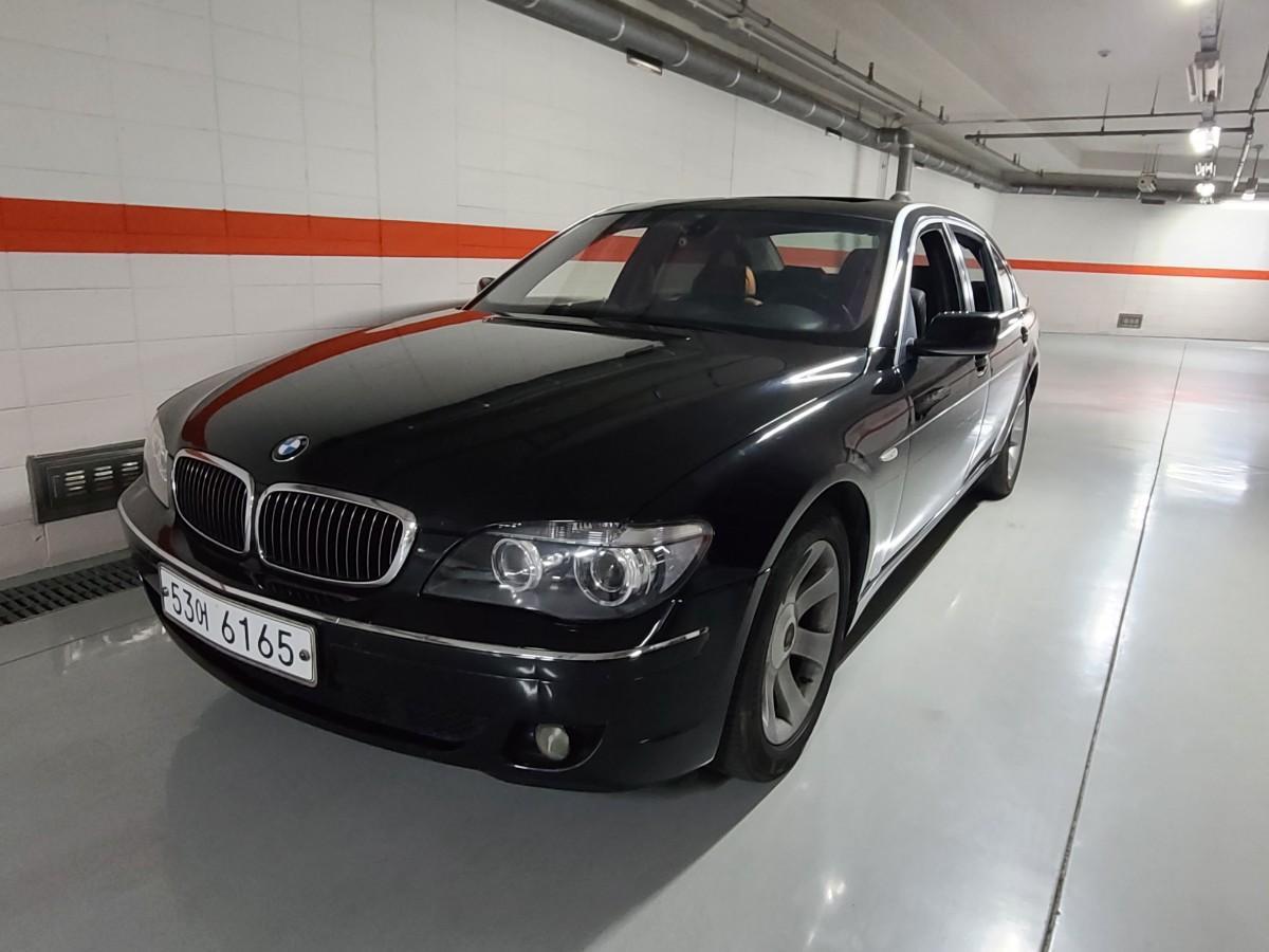 bmw740LI 580 판매 - 1