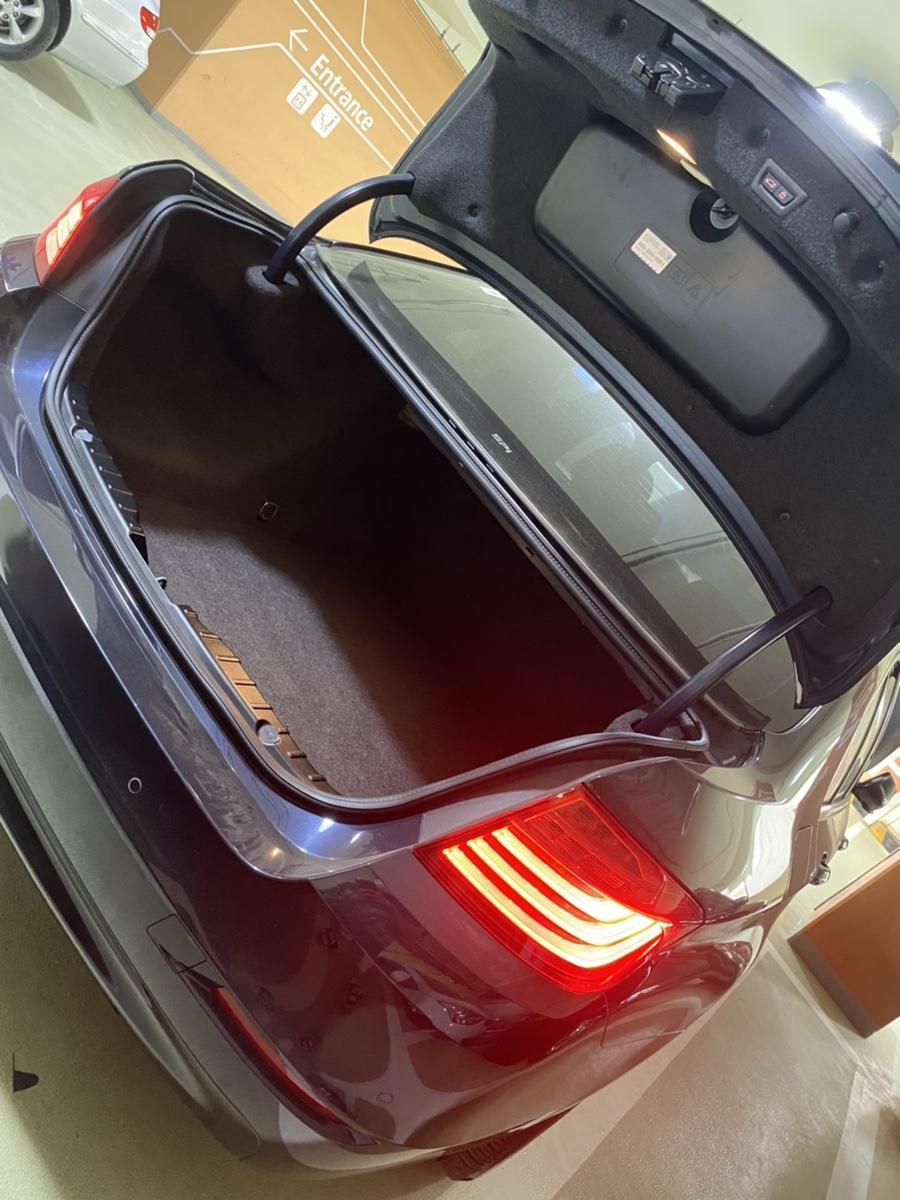 BMW 14년식 520d Xdrive 완전무사고 1인신조 비흡연 - 4