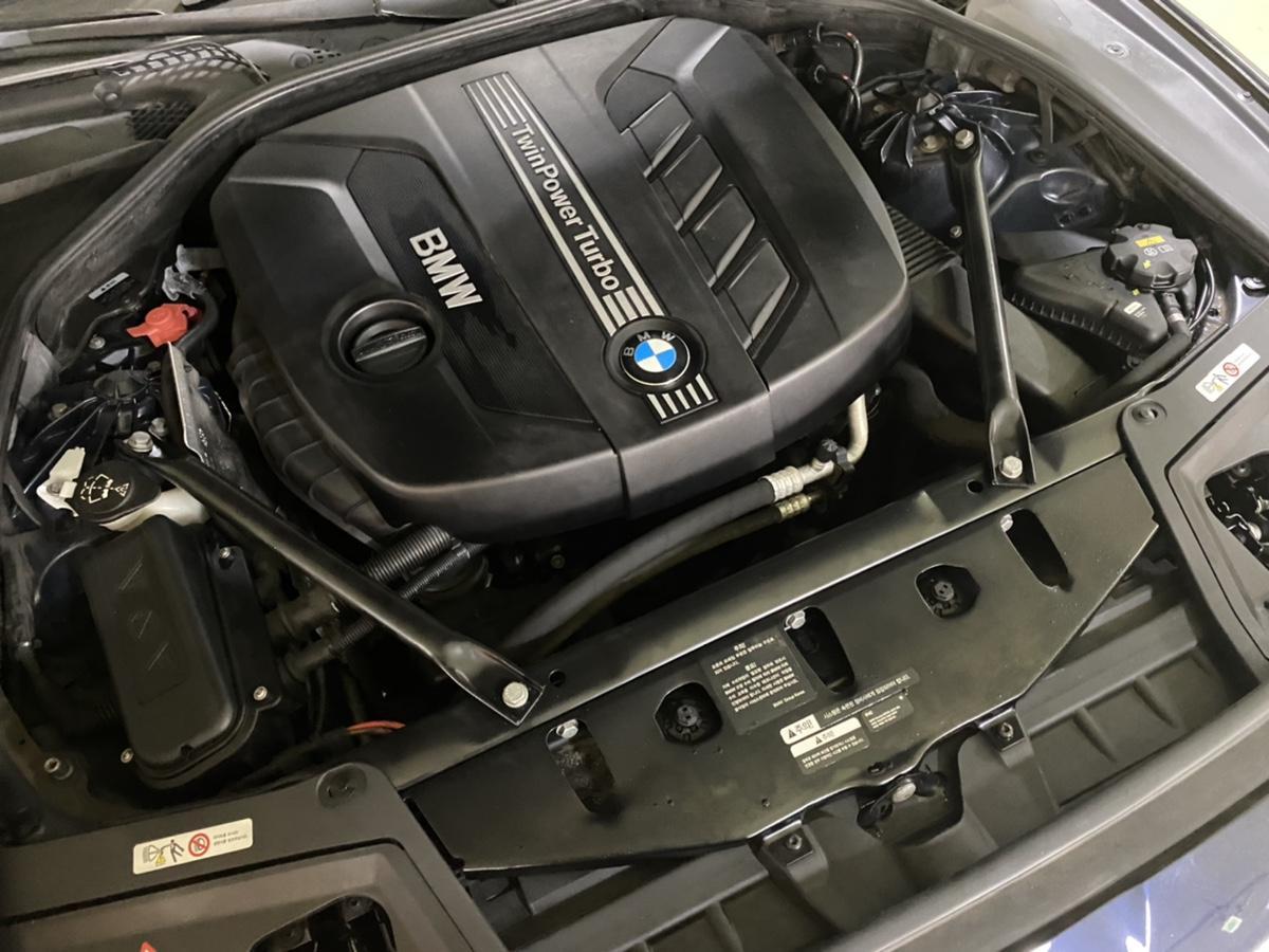 BMW 14년식 520d Xdrive 완전무사고 1인신조 비흡연 - 5